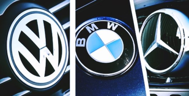 bmw vw daimler clean emissions tech collusion