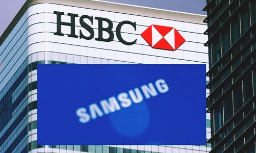 samsung hsbc wearable technology enhancement