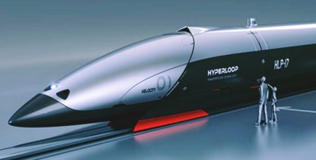 us startup worlds first full scale hyperloop capsule