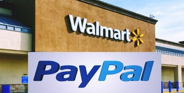 walmart paypal collaborate strategic products aid customers