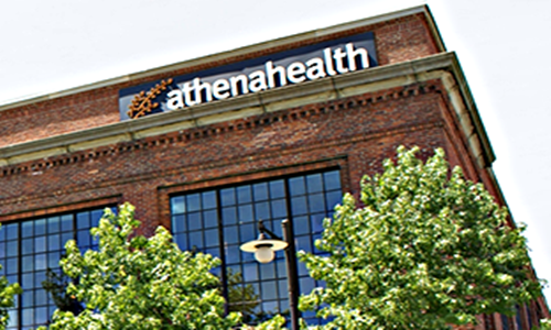 veritas capital teams elliott buy athenahealth