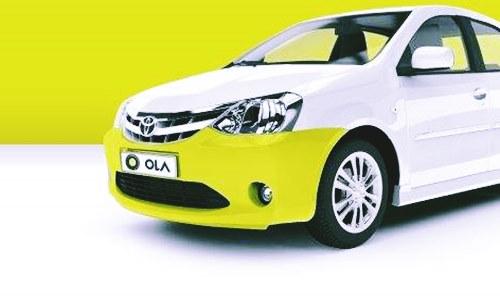 Cab aggregator Ola