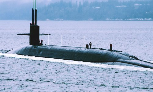 Australia signs deal with Naval Group to construct new submarine fleet