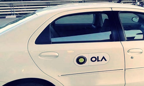 SoftBank-backed Ola secures $16M in funding from US-based investors